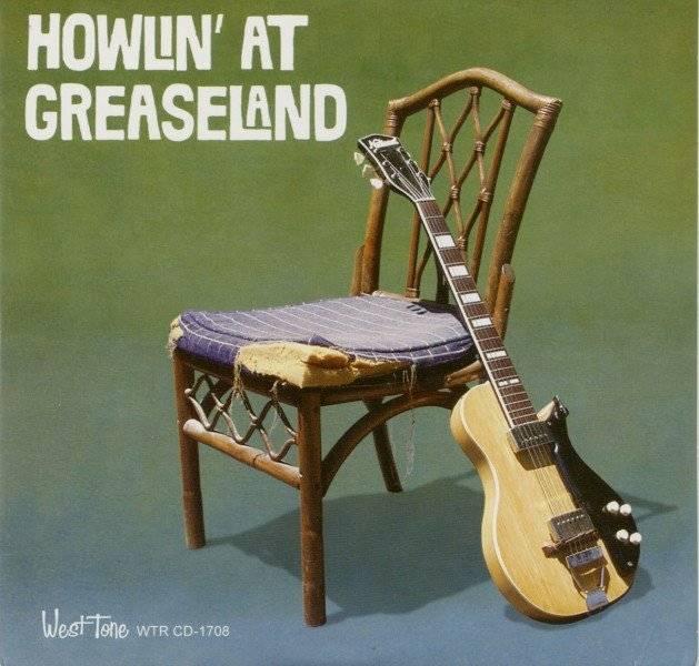 Howlin' At Greaseland  Various Artists