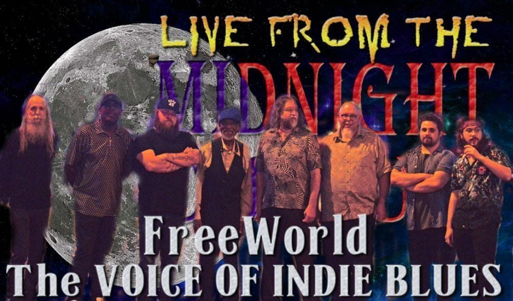 LIVE from the Midnight Circus Featuring Freeworld!