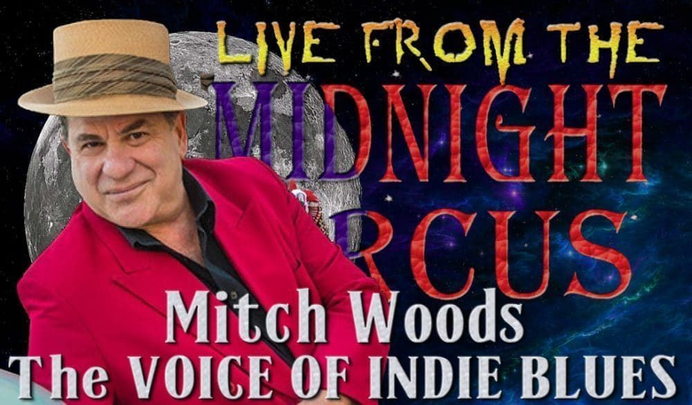 LIVE from the Midnight Circus Featuring Mitch Woods