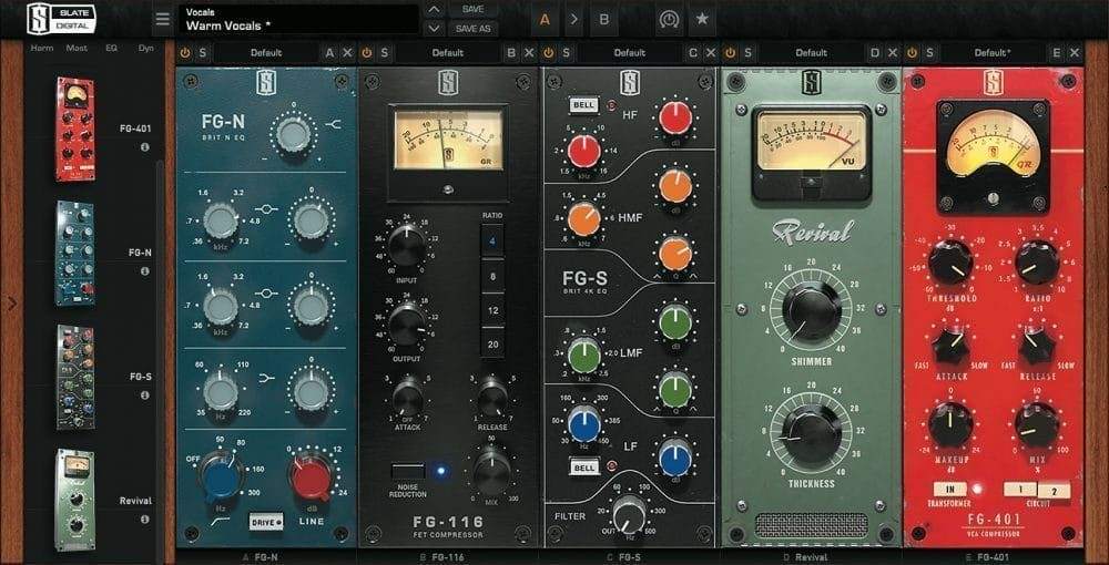 A Review of Steven Slate's Everything Bundle