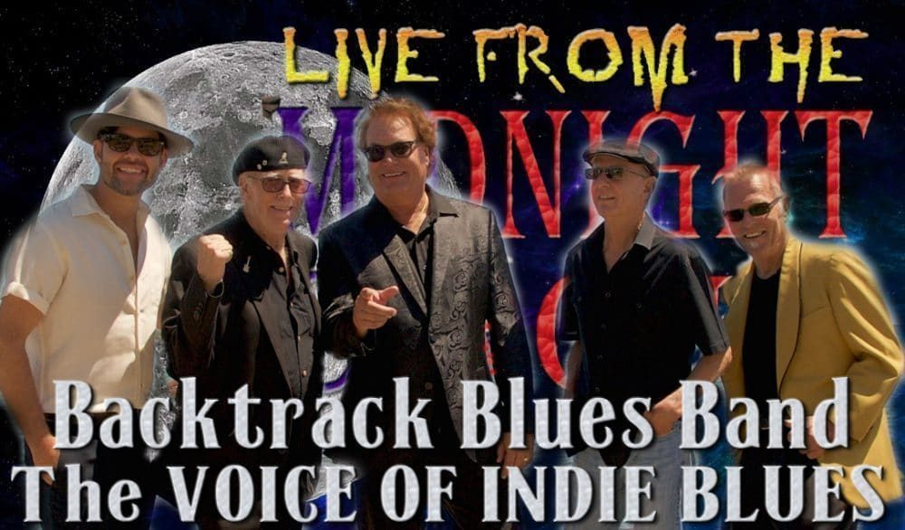 LIVE from the Midnight Circus Featuring the Backtrack Blues Band