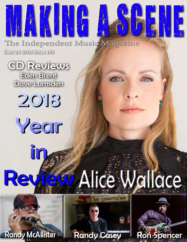 Making a Scene - A Year in Review 2018