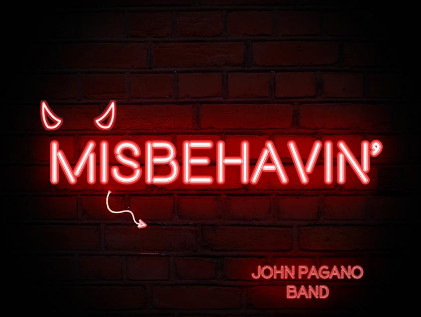"""Creating a Music Video on a Budget - John Pagano Band """"Misbehavin"""""""