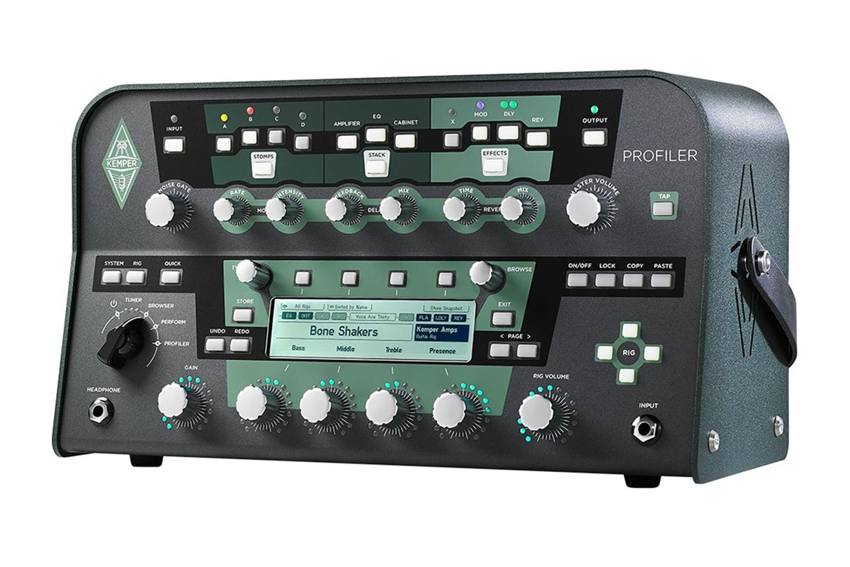 Kemper Profiler Review