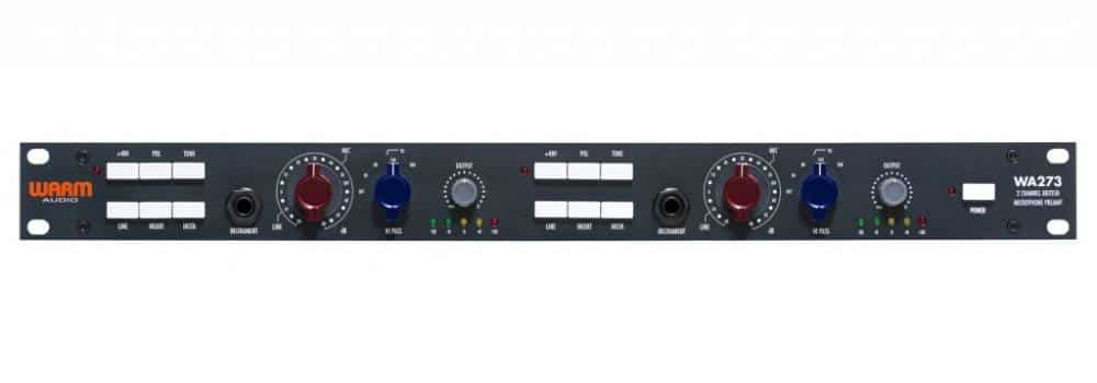 Warm Audio's WA-273 preamp Review