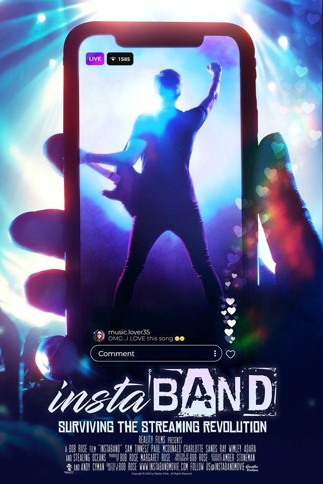 InstaBand - Surviving the Streaming Revolution