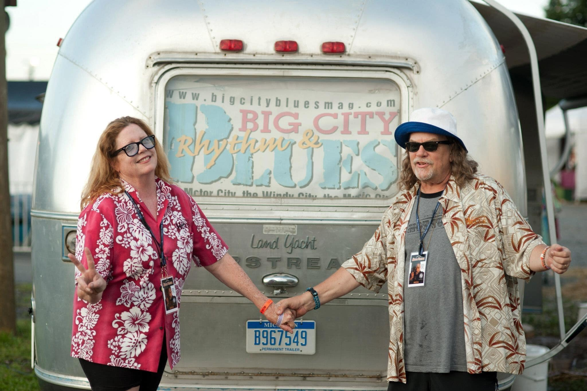 Interview with the Pros - Junior and Sugar - Big City Rhythm and Blues Magazine