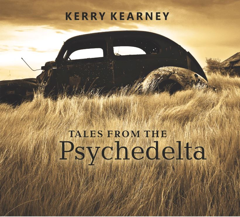 Kerry Kearney  Tales from The Psychedelta