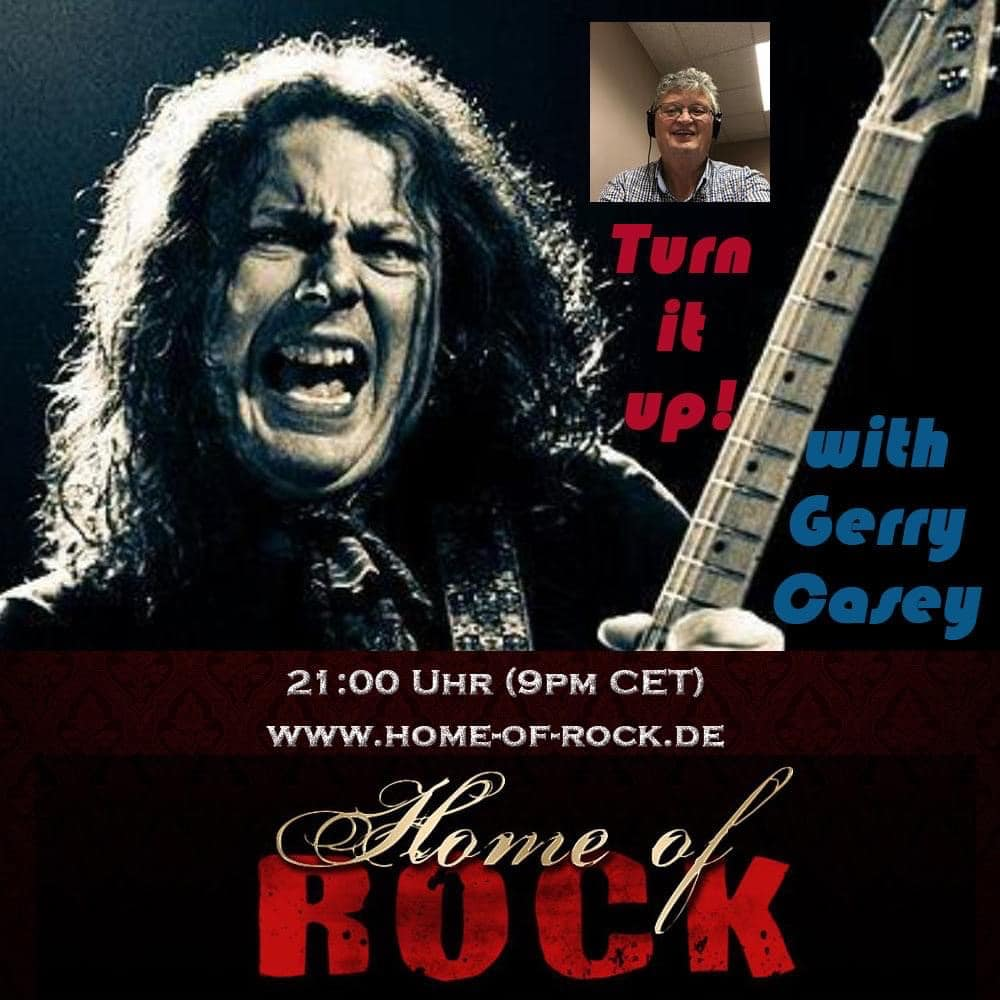 Turn it up with Gerry Casey Show #79