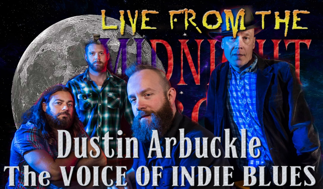 LIVE from the Midnight Circus Featuring Dustin Arbuckle and the Damnations