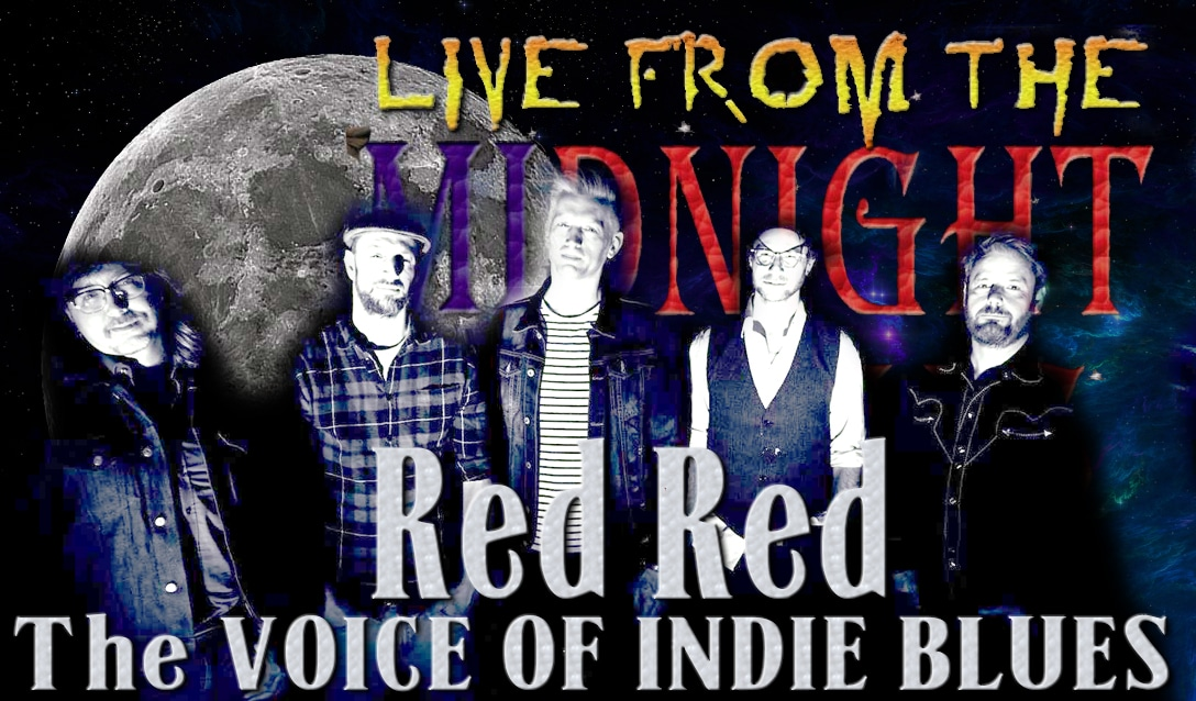 LIVE from the Midnight Circus Featuring Red Red