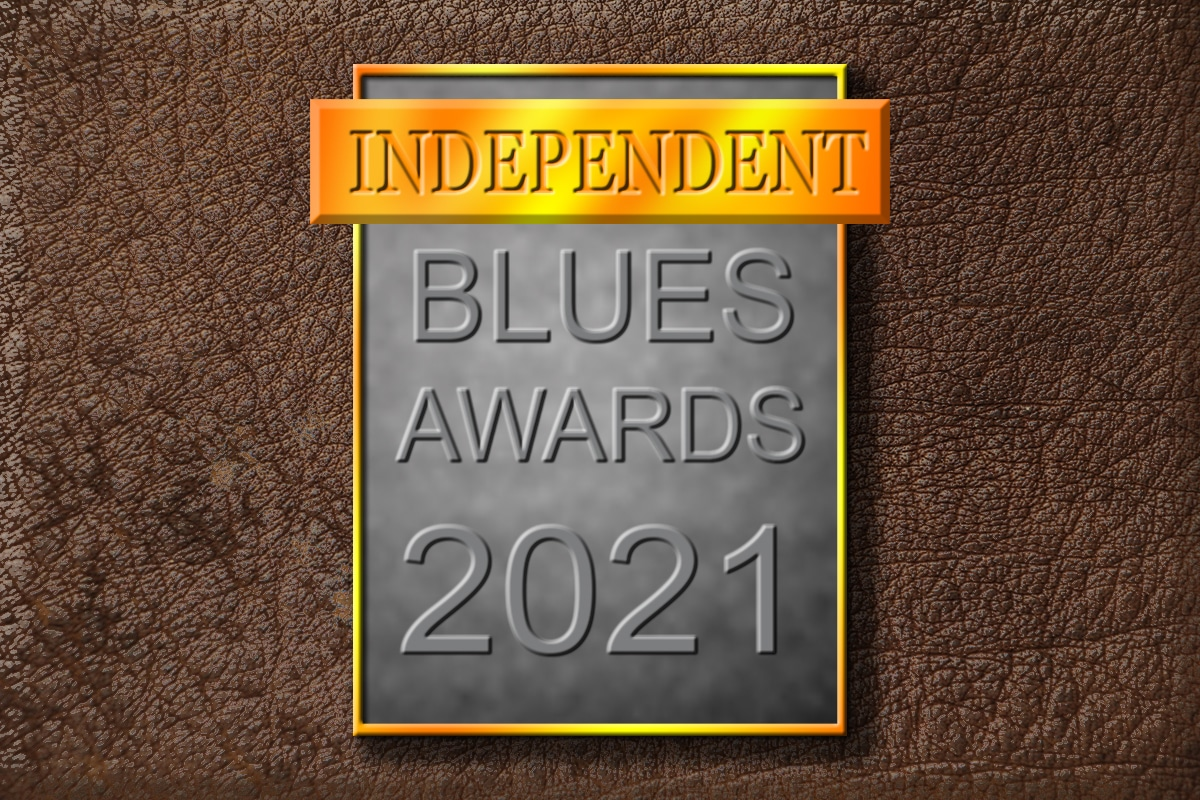 Independent Blues Awards 2021 VOTE NOW!