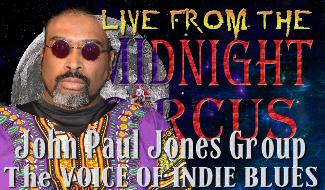 LIVE from the Midnight Circus Featuring  John Paul Jones Group