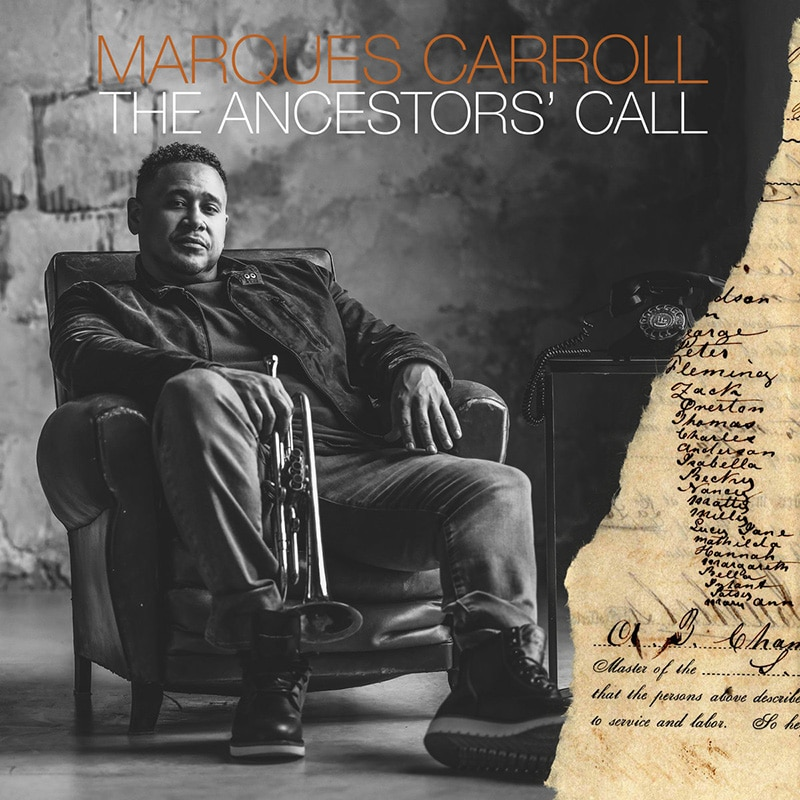 Marques Carroll The Ancestors' Call