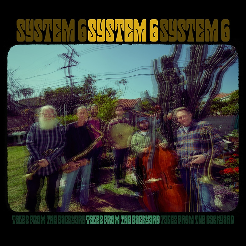 System 6  Tales from the Backyard