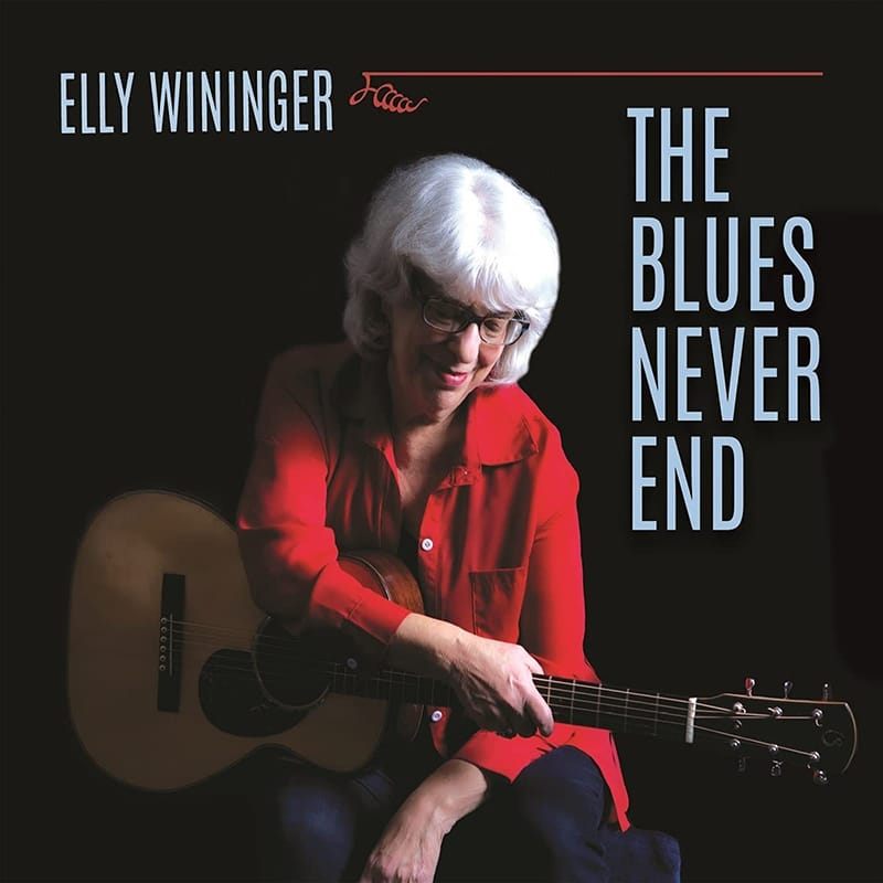 Elly Wininger  The Blues Never End