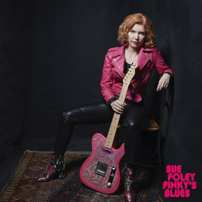 Sue Foley  Pinky's Blues