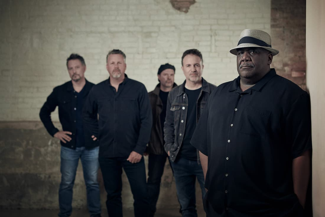 Altered Five Blues Band is Making a Scene