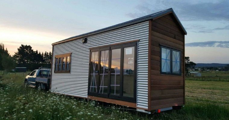 Tiny House Living – When the property market is out of your reach – Go Tiny!