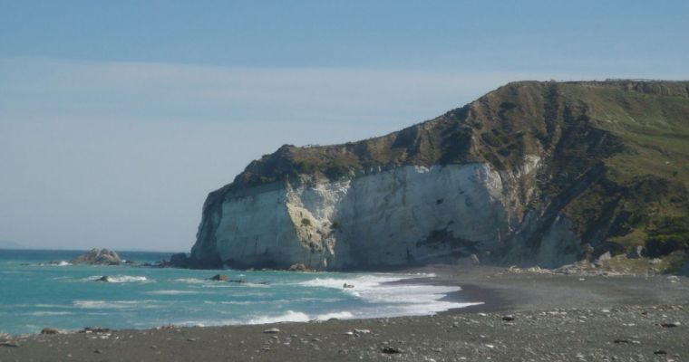 Hurinui River Mouth – The maiden voyage
