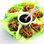 Umami Lettuce Wraps