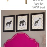 Ikea Hack Diy Upholstered Headboard