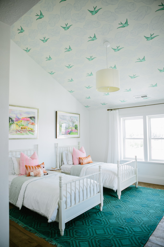 Shared Girls Room Ideas - Inspiration for shared bedrooms ... on Room Decorations For Girls  id=82817
