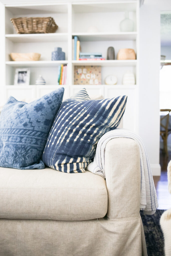 pottery barn york sectional review