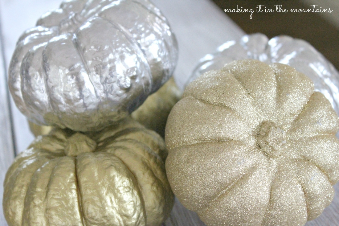 all things fall pretty painted pumpkins making it in the