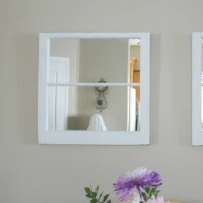 Vintage Window Mirrors