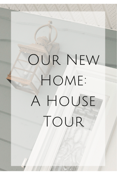 Our New Home: A House Tour | making it in the mountains
