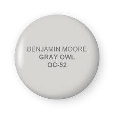 Gray Owl Benjamin Moore