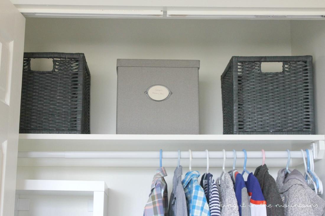 Kidu0027s Closet Organization: How To Organize Your Childu0027s Closet In 5 Easy  Steps | Making