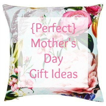 Looking for the {perfect} Mother's Day gift idea? Here are a ton of unique gift ideas any Mom is sure to love!!!