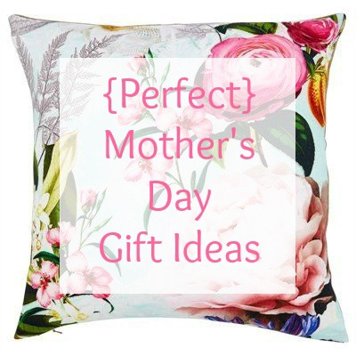 Unique Mother's Day Gift Ideas any Mom would {LOVE}