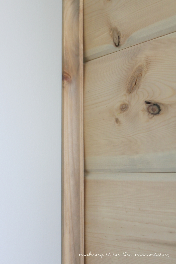 How To Install Your Own Diy Plank Wall Our Version Of