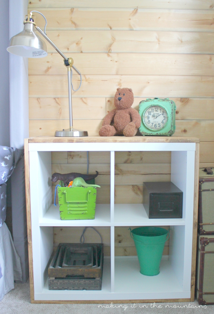 ikea hack: transform a kallax with one simple addition!!   houseologie
