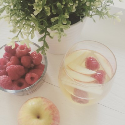The Most Perfect Apple Sangria for Fall