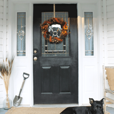 How to Create a Rustic Fall Wreath