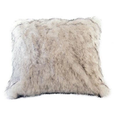 Arctic Fox Pillow