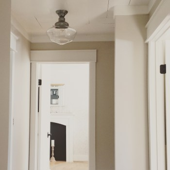 DIY Planked Ceiling | www.makingitinthemountains.com