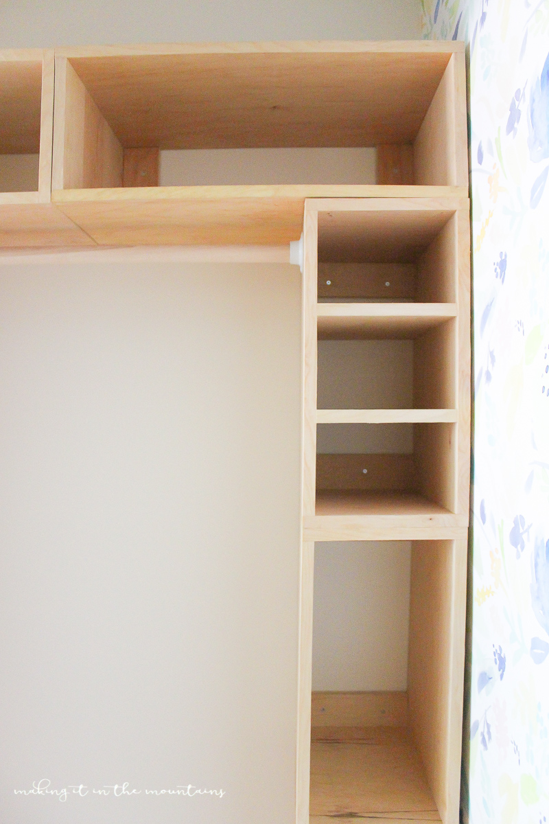This Brilliant DIY Custom Closet Organizer Is Not Only Easy To Build, But  Makes Creating