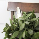 DIY Stamped Spoon Plant Markers | www.makingitinthemountains.com
