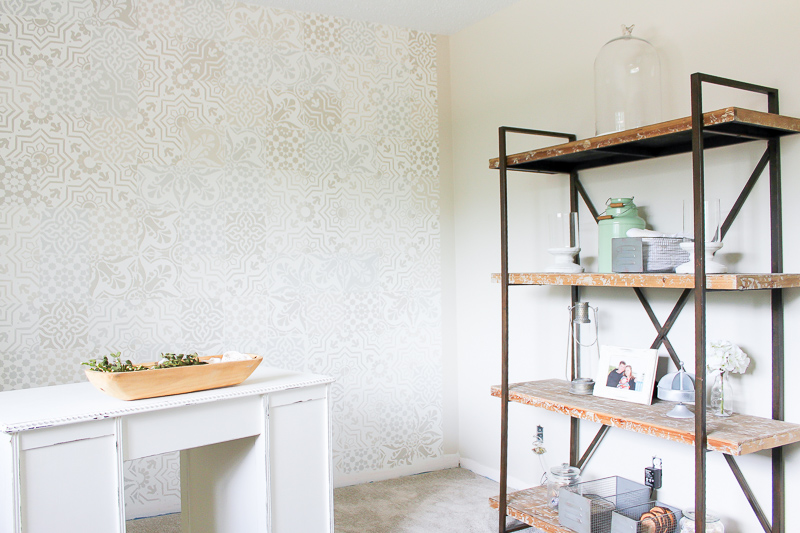 How to Get the Cement Tile Look for Less-14