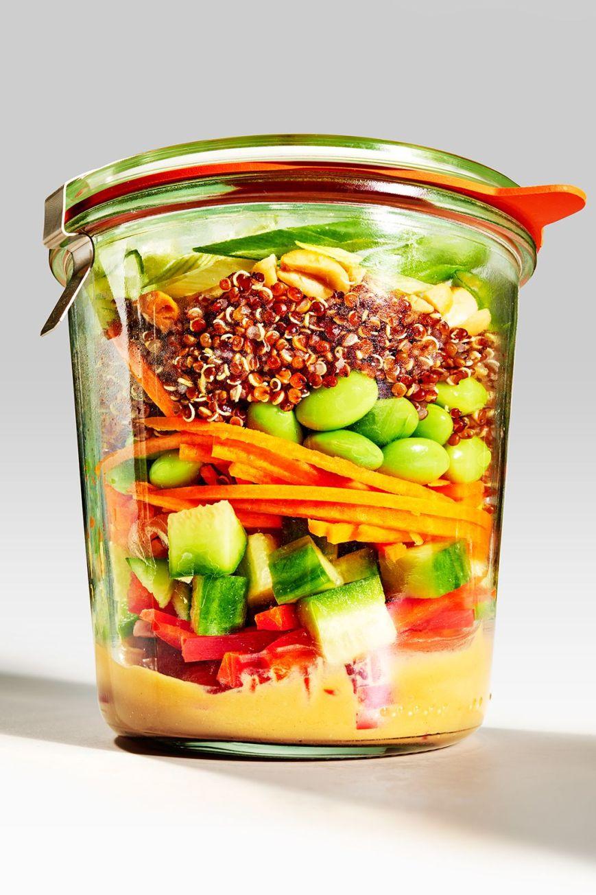 Thai Peanut Quinoa