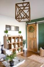 Farmhouse Style Family Room