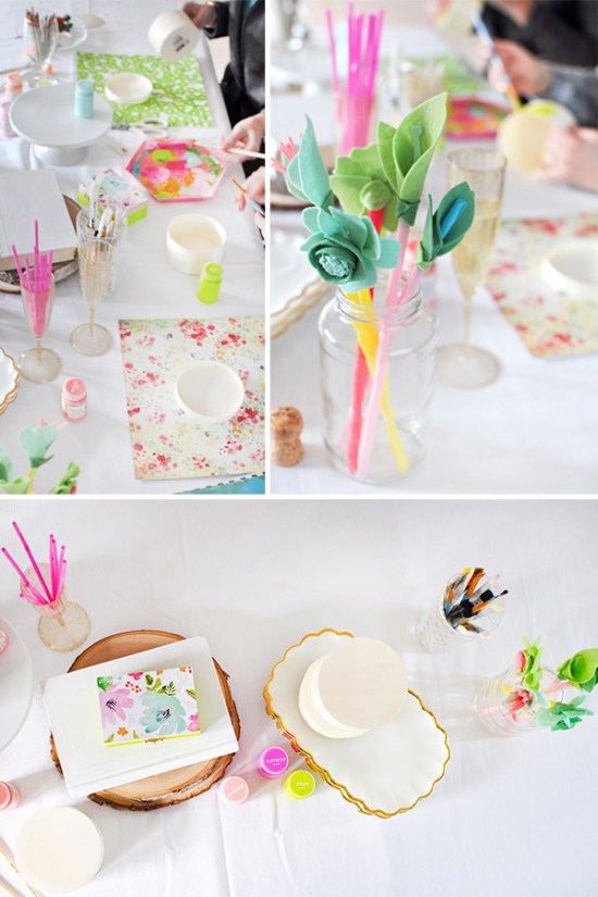 How to host a Craft Party