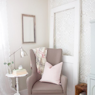 How to Create a Beautiful, Cozy and Relaxing Reading Space