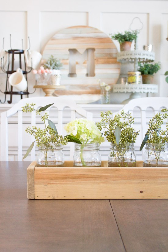 Farmhouse home simple ways to welcome spring in a