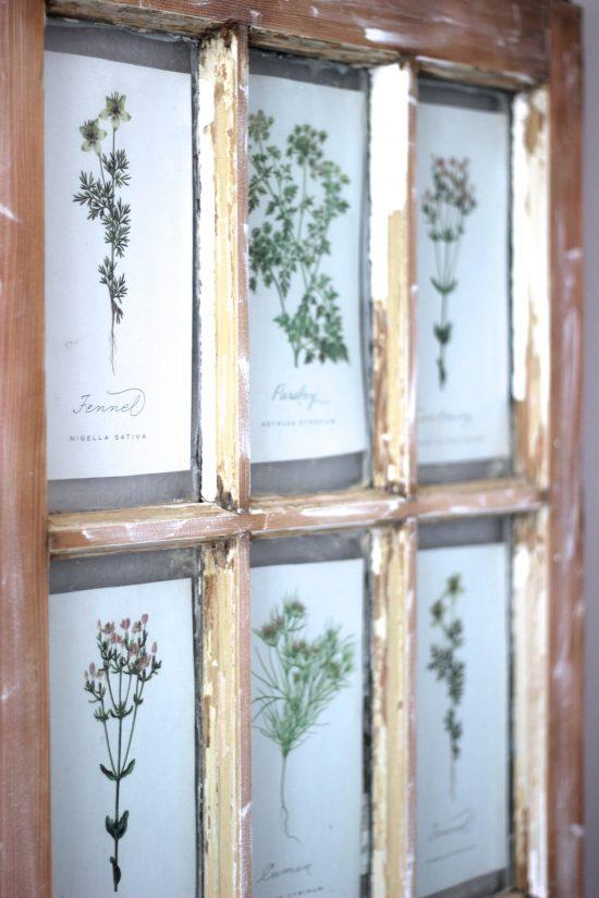Vintage Flower Art